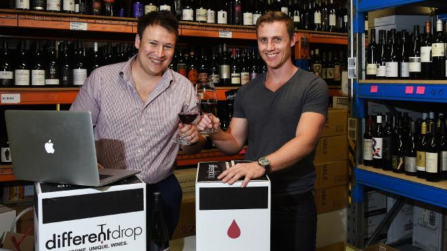 Small Wine Business